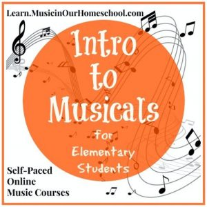 Intro to Musicals