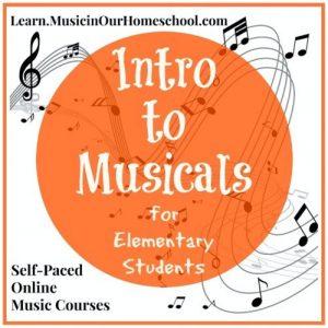 Intro to Musicals