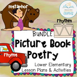 picture book poetry bundle
