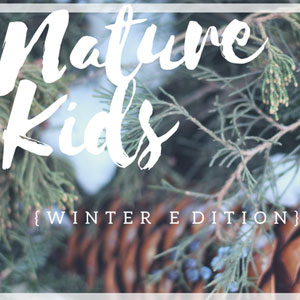 Nature kids - winter edition
