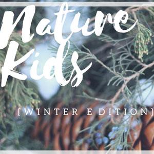 Nature kids - winter edition